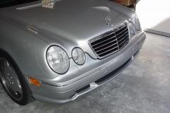 Mercedes Benz E55