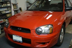 Subaru Impreza (Full Hood)